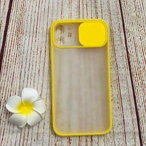 Camera Lens Protection Phone Case on For iPhone 11